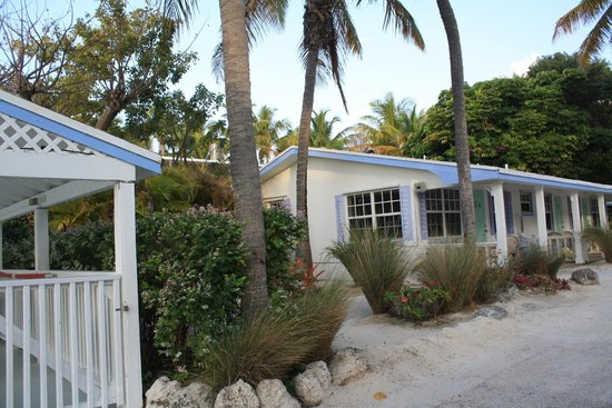 Pines and Palms Resort : Cottage bien équipés