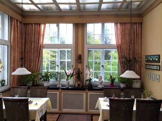 Bölts am Park Hotel: Breakfast room