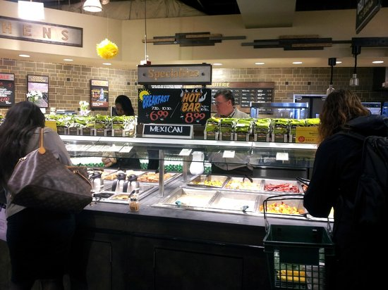 Whole Foods Market : Breakfast bar 2