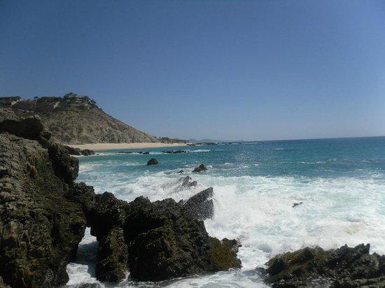 Club Regina Los Cabos: beach at club regina