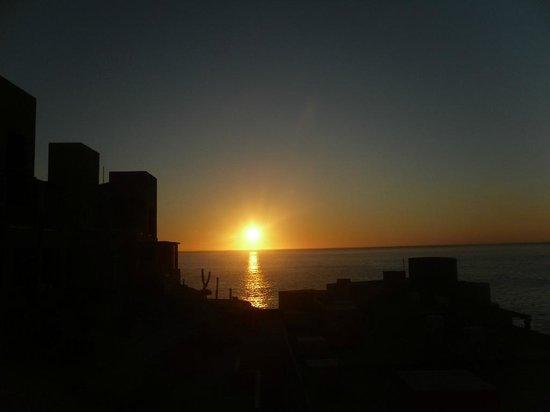 Club Regina Los Cabos: sunrise in cabo