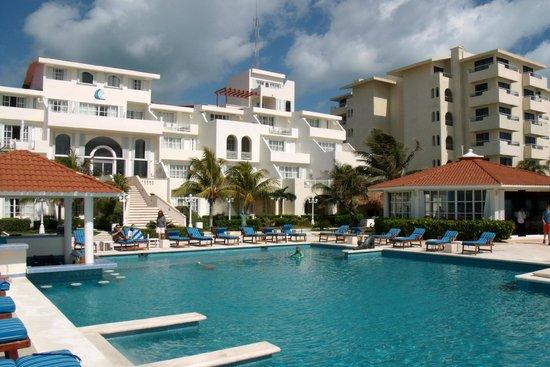 Hotel Casa Turquesa: Vista geral do hotel