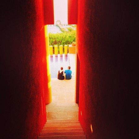 Casa de los Suenos: Love everywhere