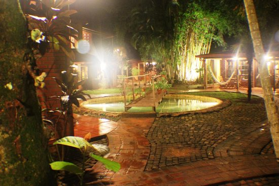 Boutique Hotel de la Fonte : grounds aspect 1