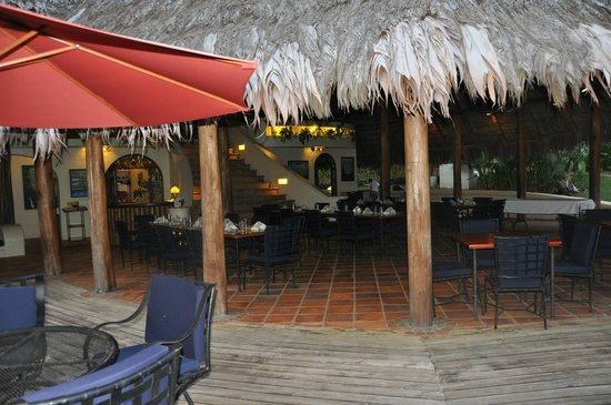 Bosque del Cabo Rainforest Lodge: Dining Area