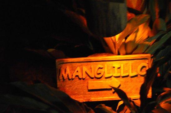 Bosque del Cabo Rainforest Lodge: Cabina Sign