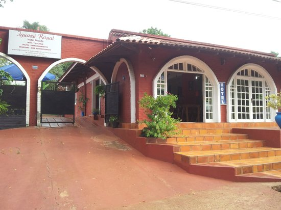 Hotel Iguazu Royal: Hotel
