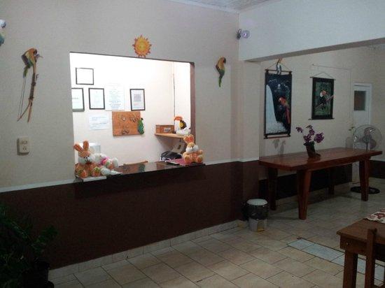 Hotel Iguazu Royal: Recepción