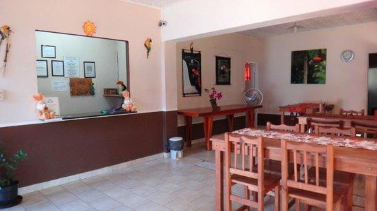 Hotel Iguazu Royal: Comedor y Recepción