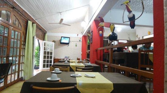 Hotel Iguazu Royal: Comedor