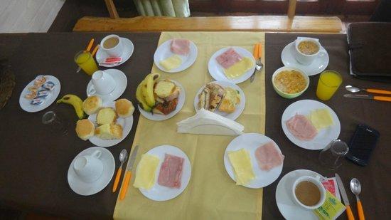 Hotel Iguazu Royal: Desayuno