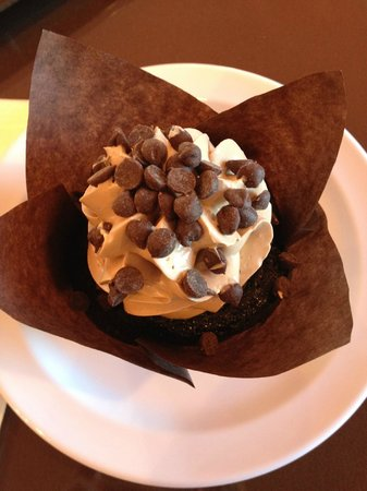 Gettysburg Cupcake Cafe': Chocolate goodness!