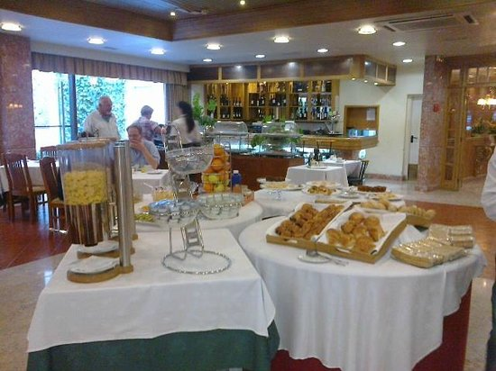 Turim Lisboa Hotel: Desjejum