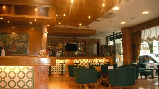 Turim Lisboa Hotel: Bar