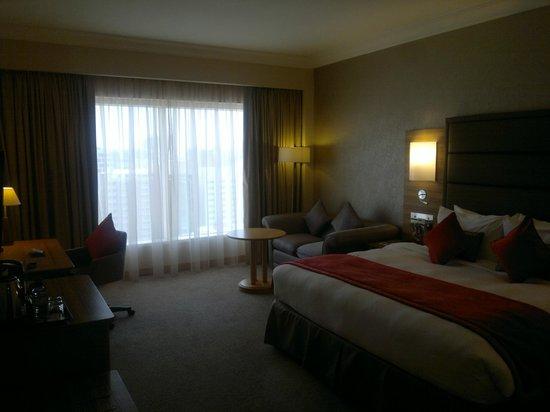 Crowne Plaza Hotel Abu Dhabi: Relaxing