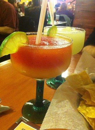 Azteca Mexican Restaurant: Frozen Margaritas