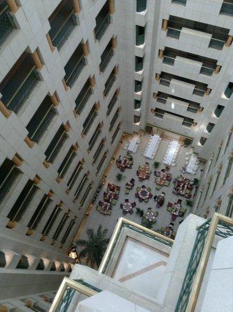 Crowne Plaza Abu Dhabi : Nice view