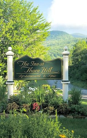 The Inn at Thorn Hill & Spa: Welcome to Thorn Hill