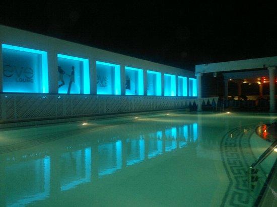 Crowne Plaza Abu Dhabi: Relaxing