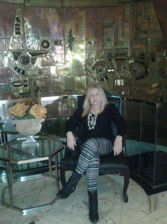 Hotel Carmen Granada: salon