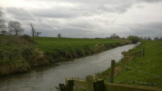 The Providence Inn: Fishing on the River Derwent
