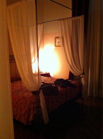 Torre Guelfa Hotel: Nuestra habitación
