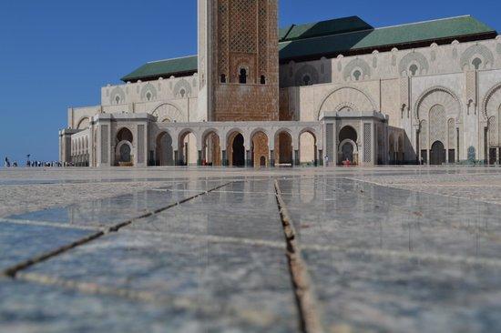Mosquée Hassan II : Mezquita Hassan II