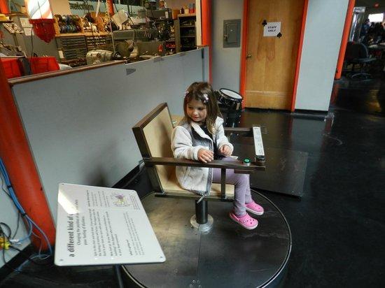 The Exploratorium : Experiências Interativas!