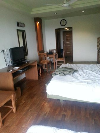 Club Mahindra Munnar : The studio