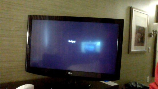 Fairfield Inn & Suites Amarillo Airport: No Signal on HBO channel