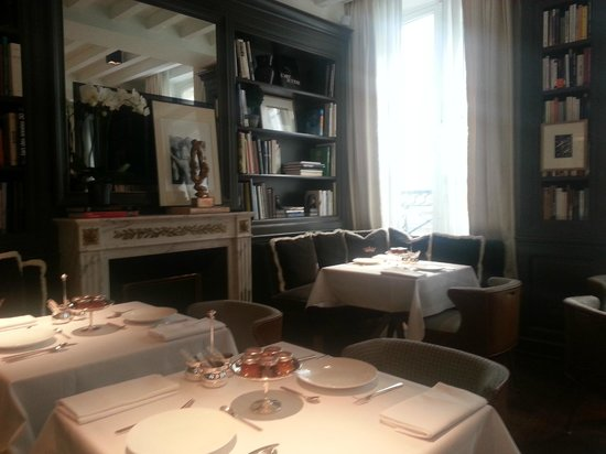 Hotel Marquis Faubourg Saint - Honore : Breakfast Room !! Very well decorated and cozy