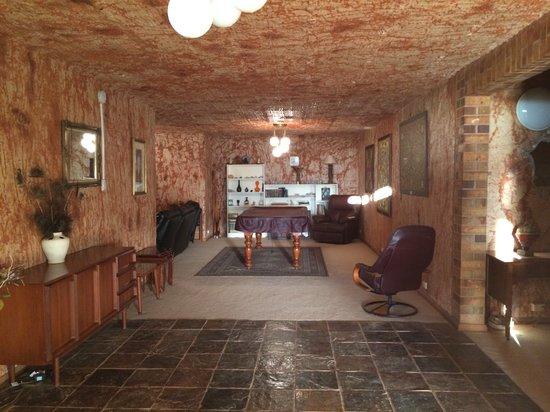 Oasis Coober Pedy Tourist Park: unique underground living