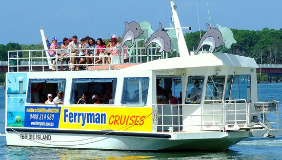 Banksia Beach, Austrália: The Ferryman