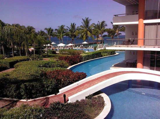 Secrets Aura Cozumel: Room with a view