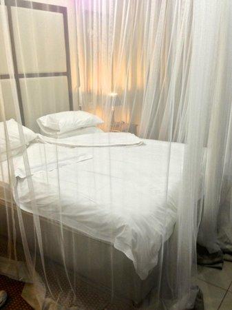 A'Zambezi River Lodge: Bedroom