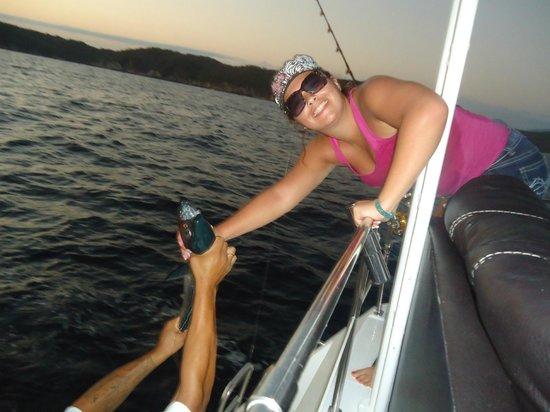 Dreams Huatulco Resort & Spa: My First Fish