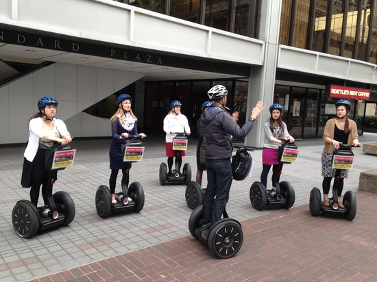 Nation Tours - Portland Segway Tours
