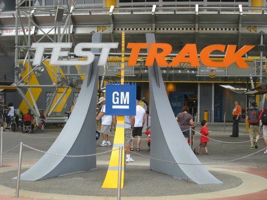 Test Track @ Epcot