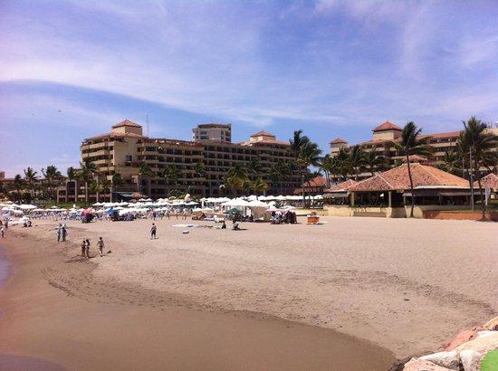Marriott Puerto Vallarta Resort & Spa: Playa