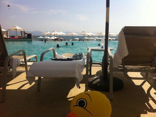 Marriott Puerto Vallarta Resort & Spa: Alberca