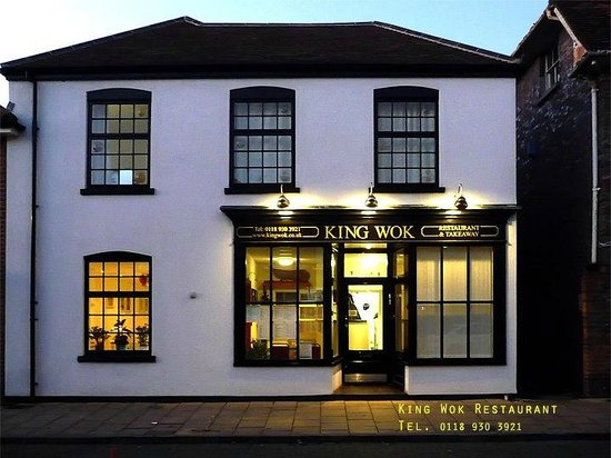 Theale, UK: Exterior