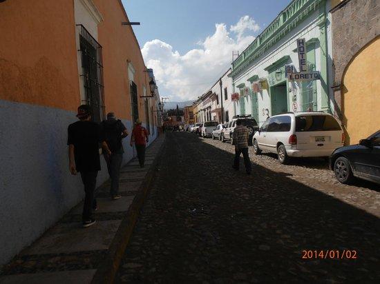 Mundo Cuervo La Rojena : Tequila: centro histórico.