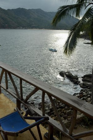 El Jardin Yelapa: view from Eagles' Nest