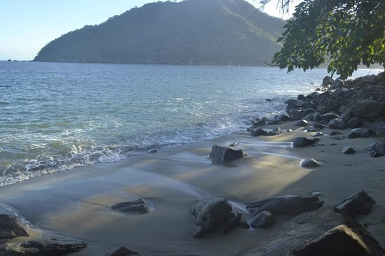 El Jardin Yelapa: playa Isabel great snorkeling few hundred feet away