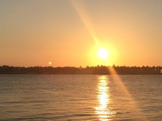 Sunset Pier: Закат солнца