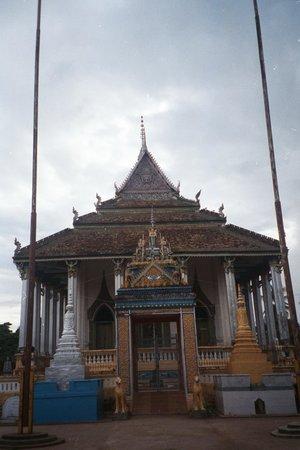 White Elephant Pagoda (Wat Tahm-rai-saw): White Elephant Pagoda