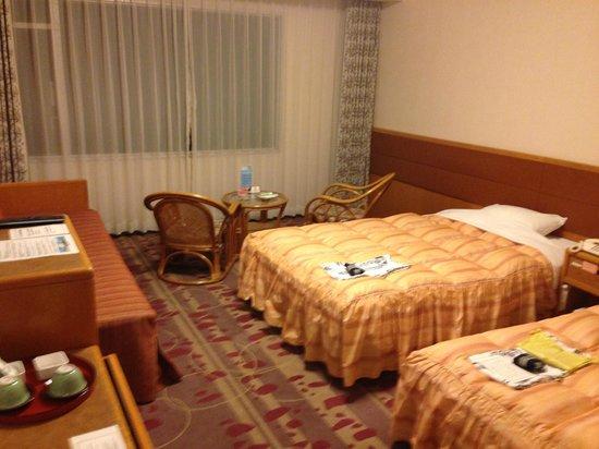 Irako View Hotel : 部屋