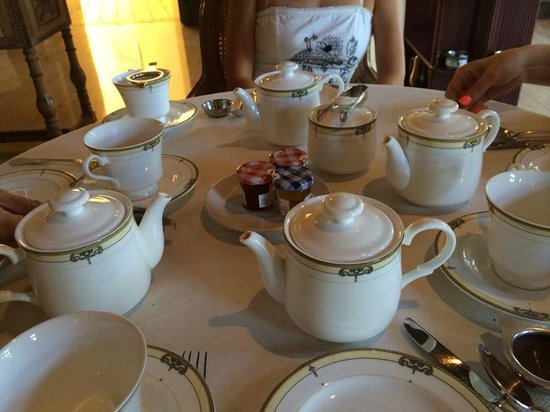 The Biltmore Hotel Miami Coral Gables: Tea
