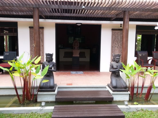 Villa Amalia : Enterance