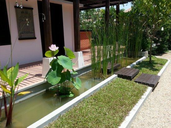 Villa Amalia : reception